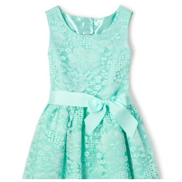NWT! Children's Place Mermaid Lace Dress
